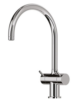 Jado Geometry 2 Handle Kitchen Sink Mixer Tap - F1255AA