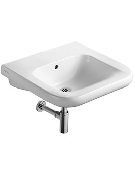 Contour 21 Accessible 560 Or 600mm Wall Hung Basin