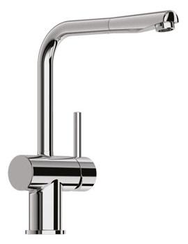 Jado Geometry Single Side Lever Kitchen Sink Mixer Tap - F1279AA