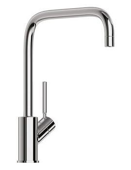 Jado Geometry Single Lever 300mm High Kitchen Sink Mixer Tap