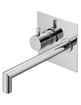 Jado Geometry Concealed Single Lever Kitchen Sink Mixer Tap