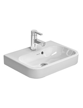 Happy D2 500 x 360mm Furniture Handrinse Basin - 0710500000