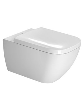Happy D.2 365 x 540mm Wall Mounted Toilet