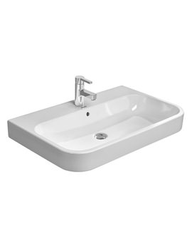 Duravit Happy D2 1000mm Ground Furniture Washbasin - 2318100027