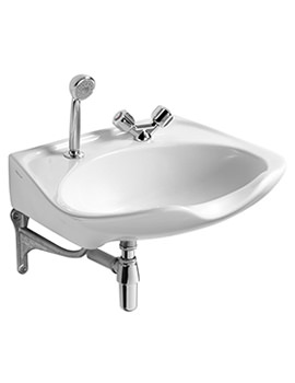 Armitage Shanks Salonex Hairdressers 610mm Washbasin
