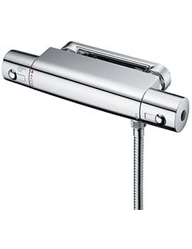 Alto Ecotherm Exposed Bar Shower Valve - A4740AA