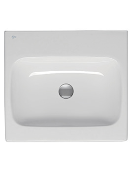 Related Ideal Standard Simply U Dynamic 550mm No Tap Hole Basin - T013601