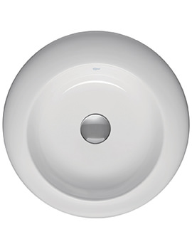 Related Ideal Standard SimplyU Natural 45cm Round Vessel Basin - T014101