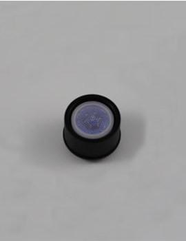 Bristan 3.5l/min. Flow Limiting M24-M22 Aerator With Adaptor Dark Blue