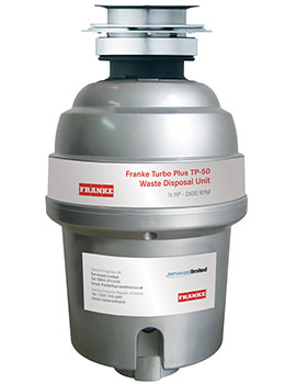Turbo Plus TP-50 Continuous Feed Waste Disposal Unit