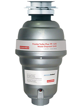 Turbo Plus TP-125 Continuous Feed Waste Disposal Unit