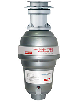 Turbo Plus TP-125B Batch Feed Waste Disposal Unit