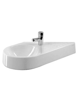Architec Diagonal Bowl On Left Side Handrinse Basin - 0764650000
