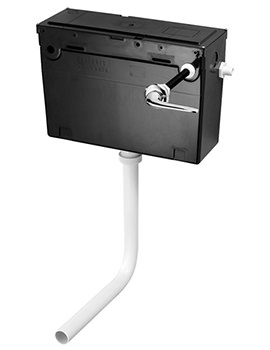 Related Armitage Shanks Conceala 2 Low Level Lever Type Concealed Cistern