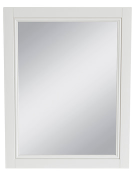 Related Heritage Classic White Ash 500mm Furniture Mirror - KWA25