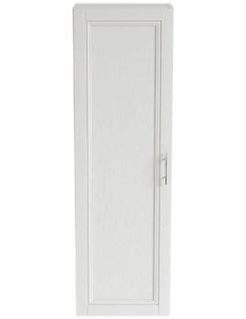 Caversham Traditional White 320mm Tall Wall Cabinet