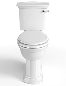 Blenheim Comfort Height Close Coupled WC And Cistern 725mm
