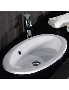 Infinity Under Mounted Inset Basin 550mm - INFUCBAS