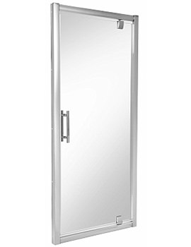 ES400 Pivot Shower Enclosure Door 760mm - ES43100CP