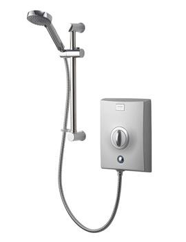 Aqualisa Quartz 10.5 KW Electric Shower Chrome - QZE10501