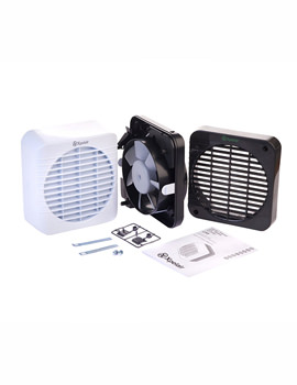Xpelair GX6 Single Speed 6 Inch Kitchen Axial Extract Fan - 90800AW