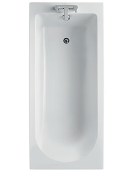 Ideal Standard Playa 1600 Or 1700mm Single Ended Idealform Bath