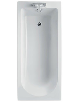 Playa 1600mm Single Ended Idealform Plus Bath