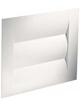 Luna-Neptune 700mm White Bath End Panel - NL7701WH