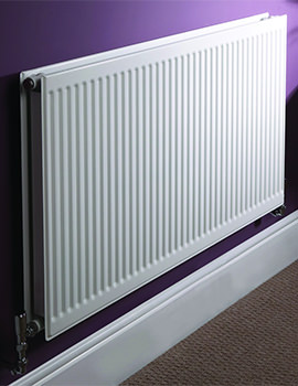 Round Top Convector Radiator 2000 x 500mm - Q11520RT