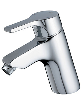 Active Bidet Mixer Tap With Pop-Up-Waste - B8064AA