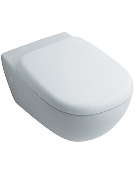 Jasper Morrison Wall Hung WC Pan 560mm - E621701