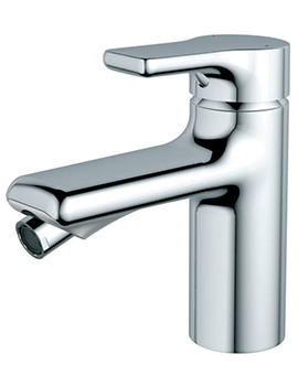 Attitude Bidet Mixer Tap With Pop-Up-Waste