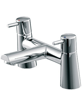 Cone Rim Mounted Bath Filler Tap - B5110AA
