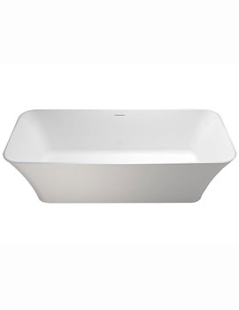 Palermo Natural Stone Freestanding Bath 1790 x 750mm