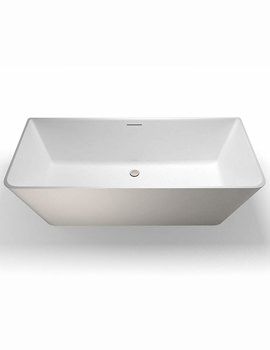 Patinato Natural Stone Freestanding Bath 1690 x 800mm