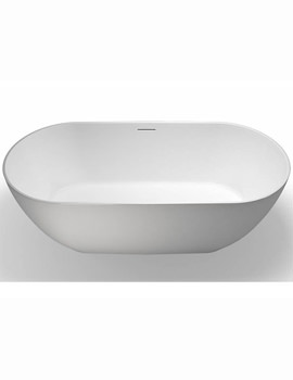 Clearwater Formoso Natural Stone Freestanding Bath 1690 x 800mm