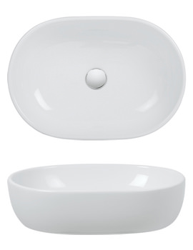 Toulouse Countertop Basin 590 x 415mm