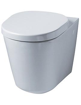 Tonic Wall Mounted WC Pan 540mm - K310101