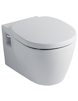 Ideal Standard Concept Wall Mounted WC Pan 545mm - E785001