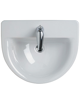 Create Edge 560mm Semi Countertop Basin - E304701