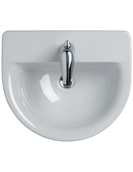 Related Ideal Standard Create Edge 500mm Countertop Basin - E307201
