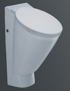 Shino 325 x 385 x 530mm Urinal Bowl - SHIURI
