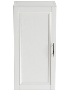 Heritage Classic Traditional White Ash 320mm Wall Cabinet - KWA38