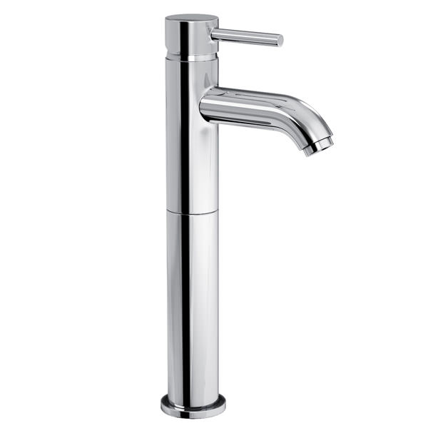 Large Image of Abode Harmonie Tall Single Lever Basin Mixer Tap - AB1189