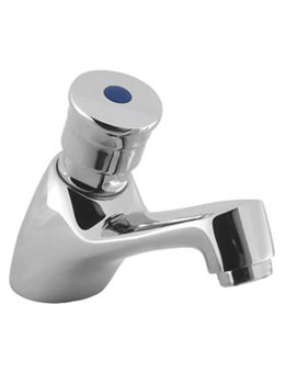 Skarra Non Concussive Basin Tap Chrome - ALLIANCE-10012