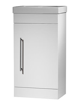 Related Roper Rhodes Esta 460mm White Freestanding Unit Including Basin