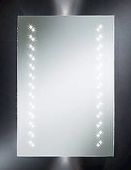 Escape LED Mirror With Infra Red And Ambient Lighting - MLE360