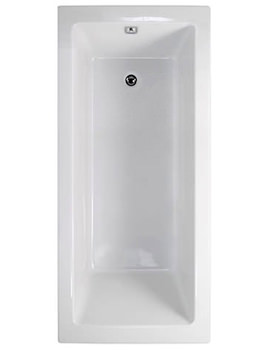 Plane Solo 1700 x 700mm Single Ended Bath - 154PLASOLO1770