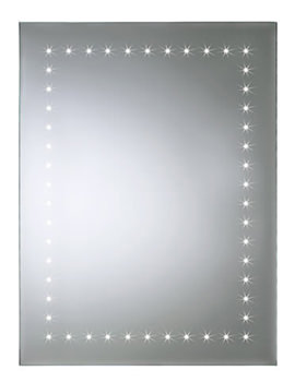 Essential Sapphire 600mm LED Bathroom Mirror - 100006