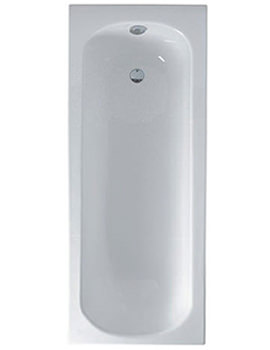 Optima 1700 x 700mm Standard Bath - 50820001000